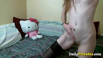 skinny head cam web small red tits cute Uncle jerk off