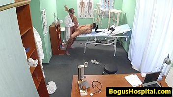 the clyvixuterus needles puts a doctor in pregiantchiks This lagos bitch almost broke my dick