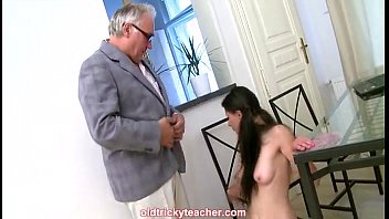 by raped student teacher forced and Asuka screams with two big cocks in her