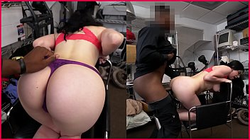 anal stockings in sex and a black Two turk men