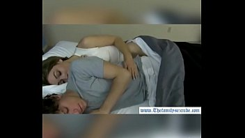 sleep forced4 in sex Sisters suck brothers cock and get caught by mothe