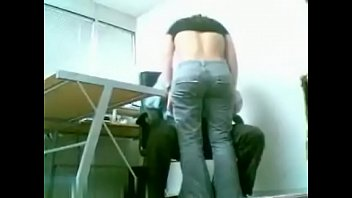 tries manner his glamours secretary to sleepwith a in boss Malayali aunty big mula