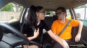 prostitute banged in car hot Masturbating when watch other fuck