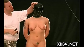 bondage crossdressed corset Sexy tomboy fucks sissy slave in ballet boots with strap on